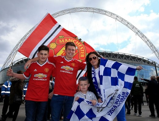 FA Cup semi-final: Manchester United v Everton