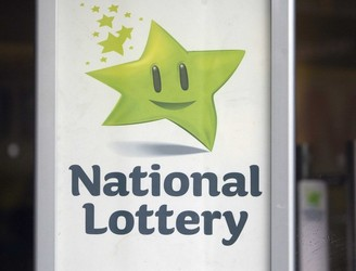 One lucky person has won almost €8 million in the lottery