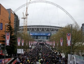 Tottenham Hotspur likely to play Champions League games at Wembley next season