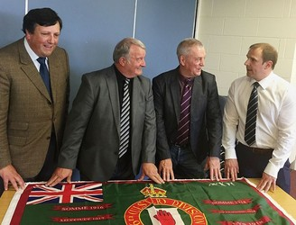 Loyalists hope to reduce tensions with new flag-flying guidelines