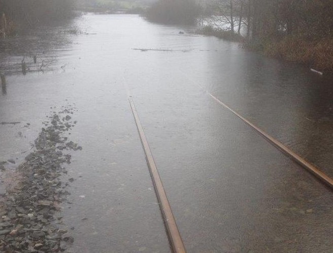 WATCH: Ennis-Limerick railway line to be reopened five months after flooding