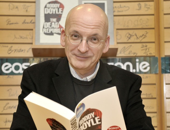 Roddy Doyle writing courses to be opened to children throughout Ireland this year