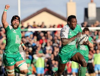GALLERY: Connacht's remarkable story continues with win over Glasgow