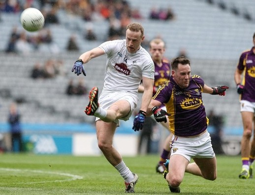 GALLERY: Dublin and Kildare book safe passage through to the next round of their respective Championships