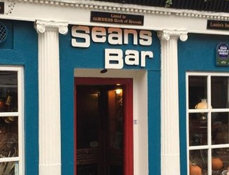 Irish pub listed amongst Lonely Planet's mind blowing bars