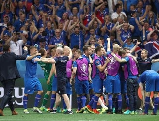 WATCH: The Icelandic commentary on their historic England win is just pure joy