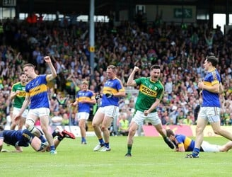 As It Happened: Kerry claim four-in-a-row with victory over Tipperary