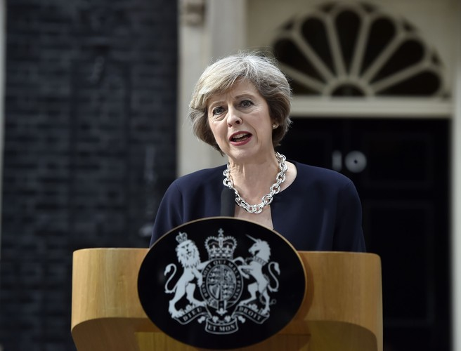Theresa May announces six appointments to her new cabinet |...