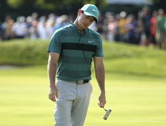 WATCH: Rory McIlroy despondent after missing cut at USPGA Championship