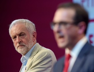 UK Labour leadership: Jeremy Corbyn and Owen Smith clash in first debate