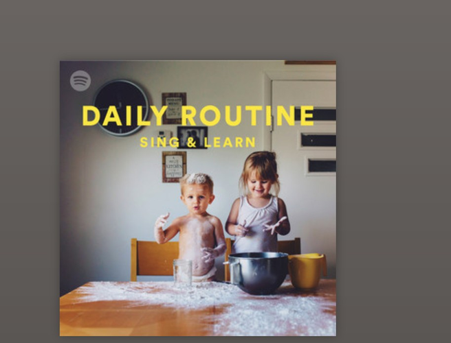 Spotify wants to help improve your child's vocabulary