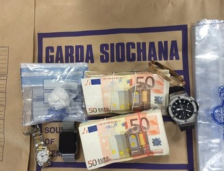 Gardaí seized drugs worth up to €2 million in the last week