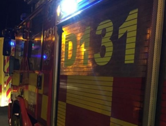 Minister insists Oberstown is fit for purpose after fire breaks out on roof