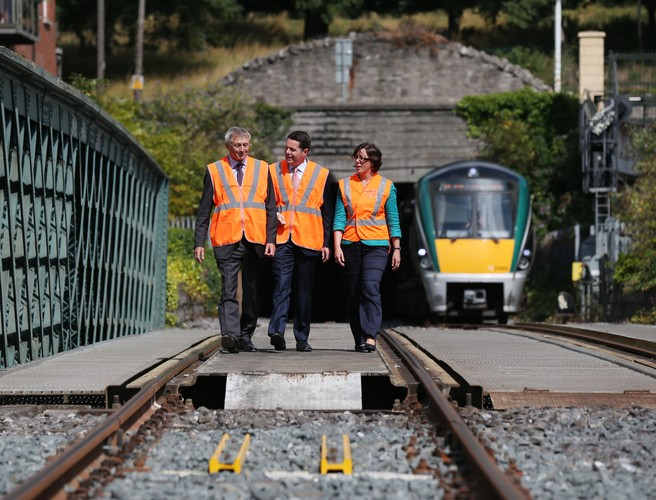 Irish Rail publishes draft timetable for new connection through Phoenix Park tunnel