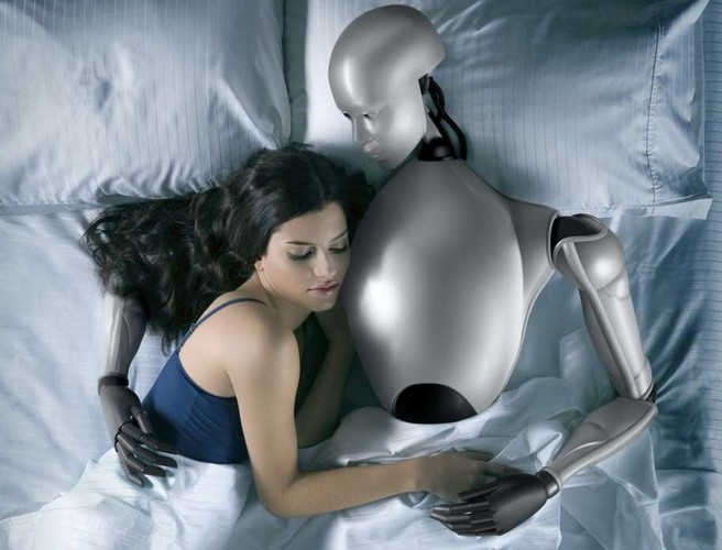 Human-robot marriages will be the norm by 2050, according to scientists