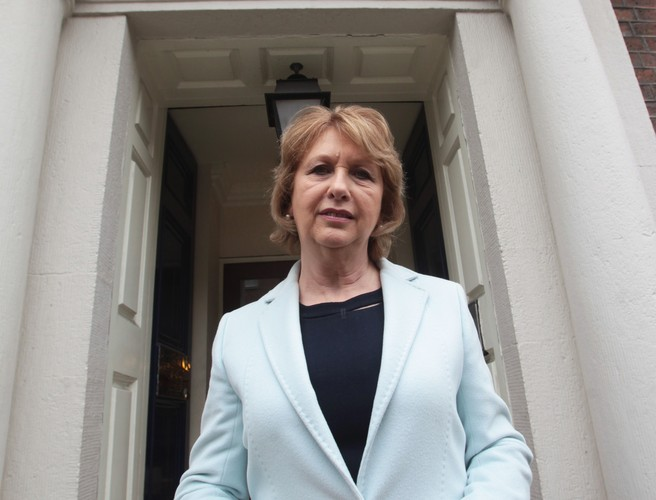 Mary McAleese recalls how priest 'lambasted' her mother for having hysterectomy