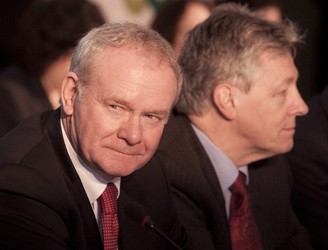 Project Eagle: Martin McGuinness and Peter Robinson will be invited to appear before PAC