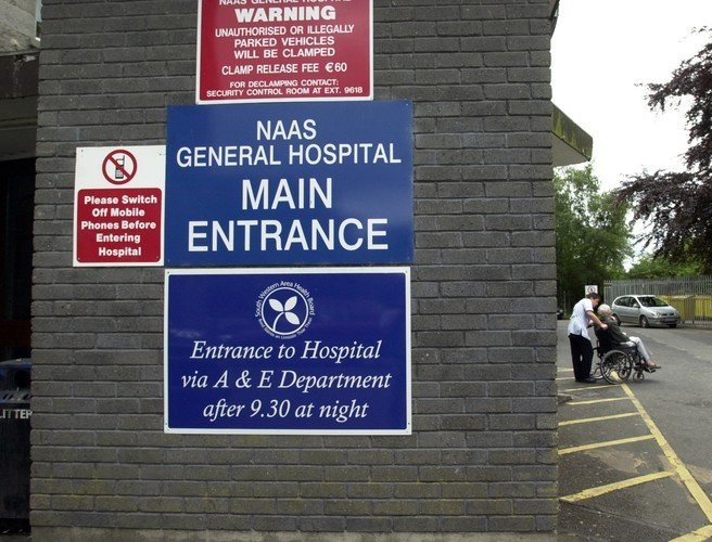 Naas ambulance fire: 'This is the worst nightmare for any paramedic'