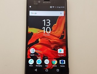 Is Sony's new flagship phone good enough to sway people away from Samsung and Apple?