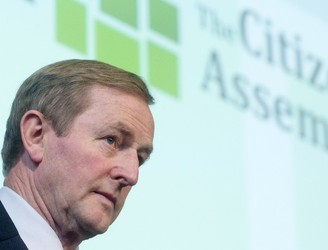 Taoiseach calls for dignified debate as Citizens' Assembly holds its first meeting