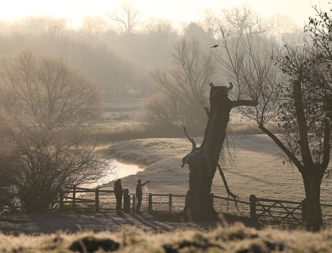 Thursday's weather: Mist and frosty conditions tonight as temperatures dip