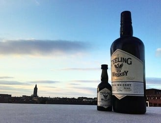 Teeling Whiskey sales treble