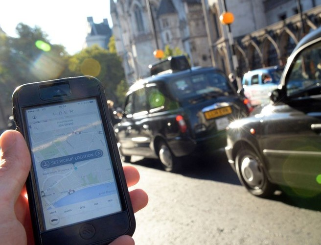 United Kingdom court rules Uber drivers are employees, not contractors