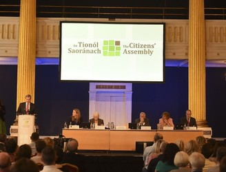 Citizen Assembly meets this weekend