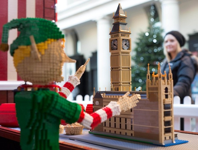Lego is undergoing historic changes
