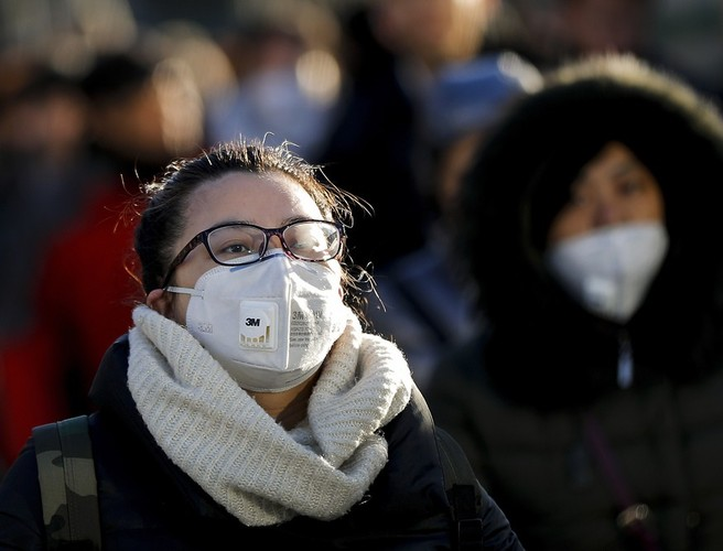 'Crazy bad' air pollution warning for Beijing