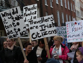 Just 8% of Travellers complete their Leaving Cert