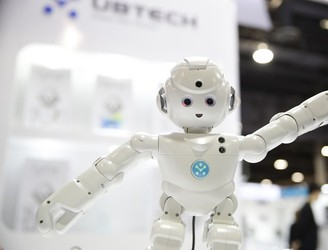 "Big data and robotics will ""fundamentally change"" finance in the next five years"