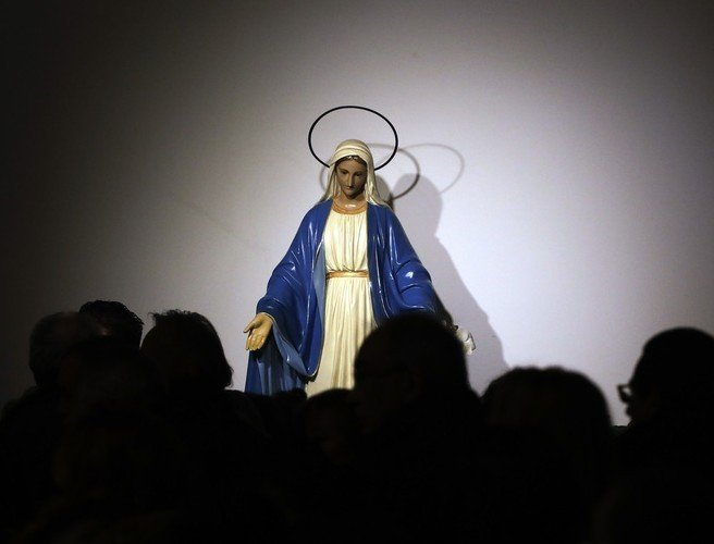Nun apologises for saying Mary was not a virgin