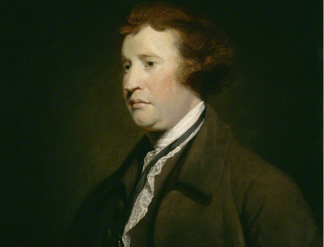 Was Edmund Burke Ireland's greatest thinker?