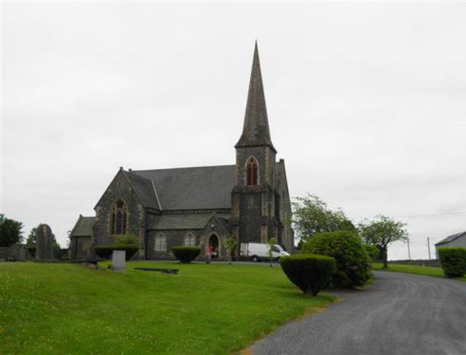 Protestants and Catholics sharing church in Co Monaghan