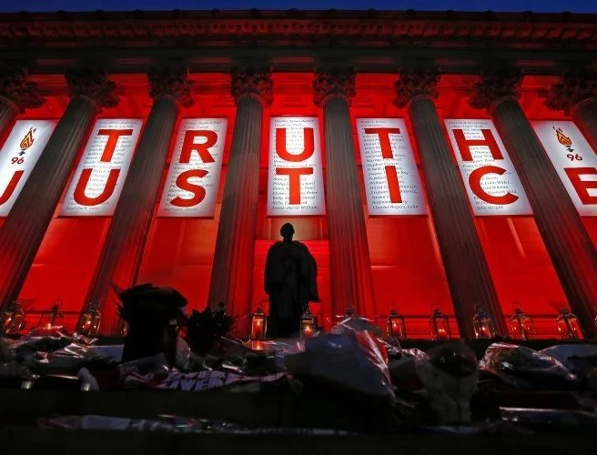The long road to justice for the 96