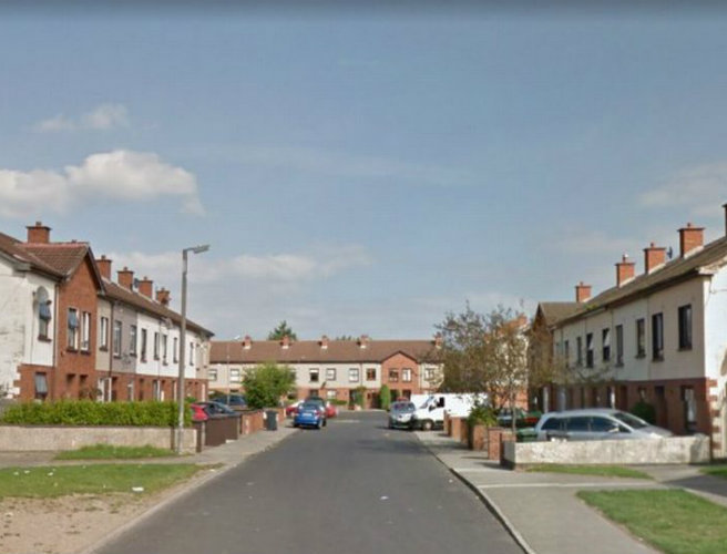 Fire concerns at Bray housing estate