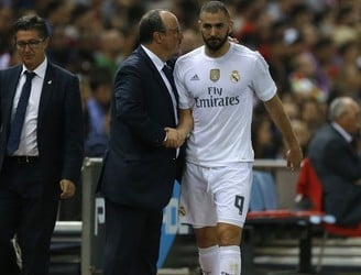 Real Madrid boss says Karim Benzema has his 'total support' over sextape scandal