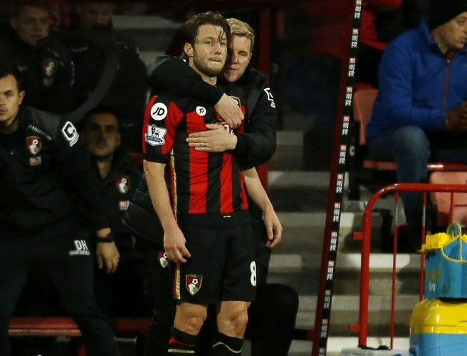 Ireland's Harry Arter bravely played on yesterday days after losing a baby with his partner