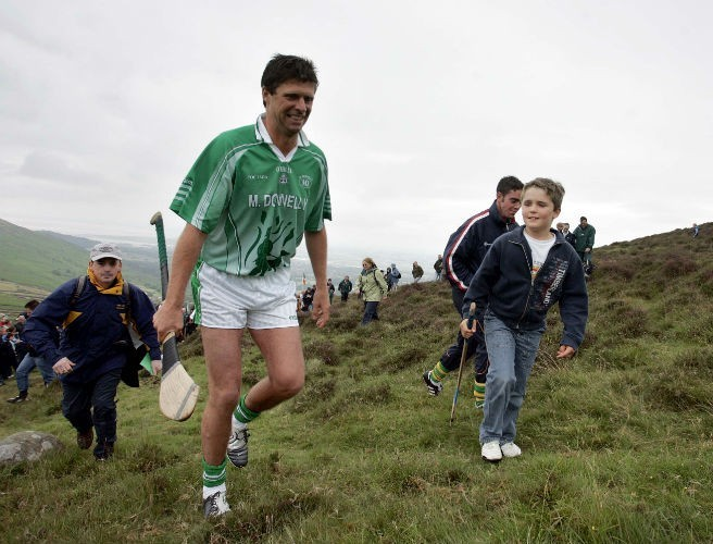 Billy Quinn, All-Ireland hurling winner and father of Niall, has passed away
