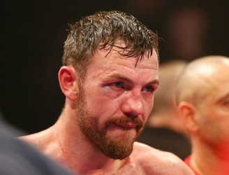 Andy Lee reveals he can't get a rematch with Billy Joe Saunders