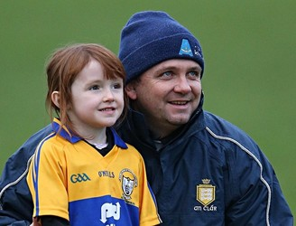 Davy Fitzgerald speaks candidly about gaining perspective on the important things in life