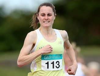 Irish Olympic hopeful breaks national middle distance record for the second time