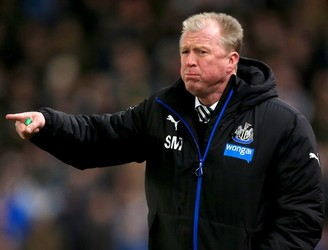 Newcastle manager Steve McClaren clashes with journalist at press conference