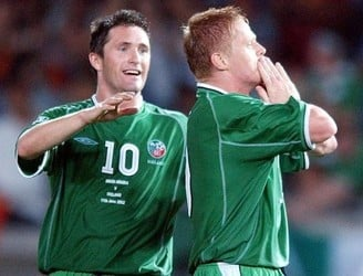 Damien Duff tells Off The Ball who his favourite pundit is and why rugby didn't work out for him