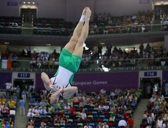 Kieran Behan the latest Irish athlete to qualify for the Olympics