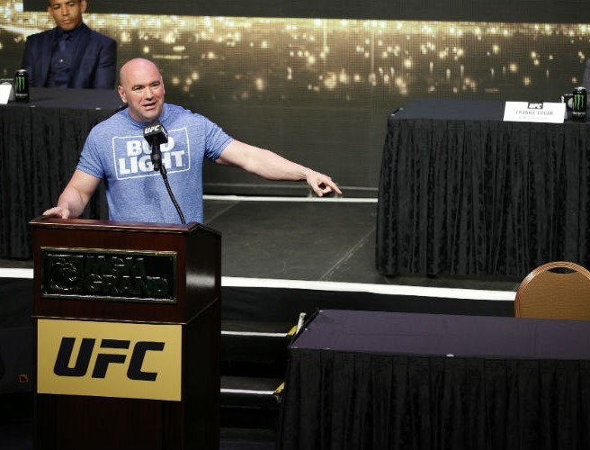 Dana White confirms Conor McGregor is out of UFC 200 with Diaz' opponent unknown