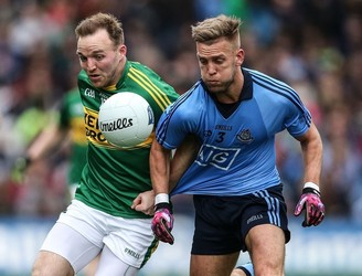 As It Happened: Paul Flynn and Eric Lowndes on target as Dublin secure four-in-a-row
