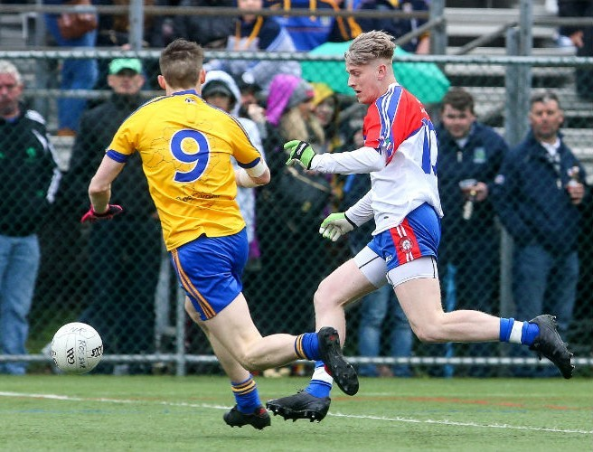 New York push Roscommon to the limit in the Bronx