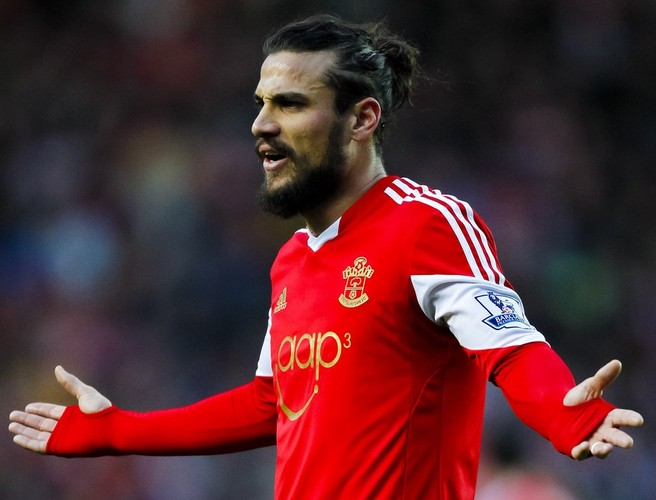 Dani Osvaldo's career to slip further into the mire